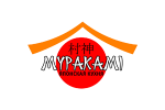 Мураками японская кухня логотип
