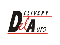 Delivery DelAuto логистическая компания логотип