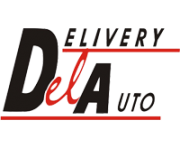Delivery DelAuto Логістична компанія логотип