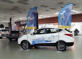Пример ГБО на Hyundai