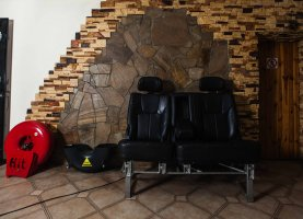 Место ожидания для клиентов VipGaz Center