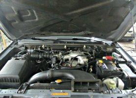 Капот Mitsubishi Pajero Wagon 3.0