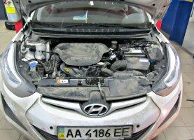 Hyundai Elantra 1.6