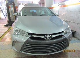 Установка ГБО на Toyota Camry 2.5 V55
