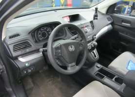 Установка ГБО на Honda CR-V 2016 р (прямий вприск)