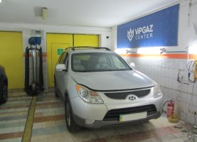 ГБО на Hyundai Veracruz
