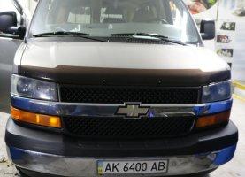 Chevrolet Express Explorer (beige 2)