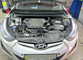 Газовый балон Hyundai Elantra 1.6