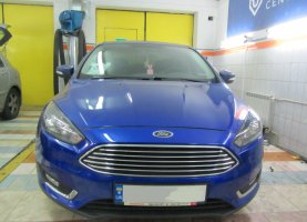 ГБО на Ford Focus 2.0 Ecoboost