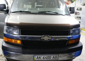 Chevrolet Express Explorer (beige 2)