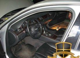 AUDI A8 на газу