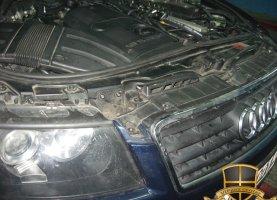 гбо на Audi A4 Cabriolet