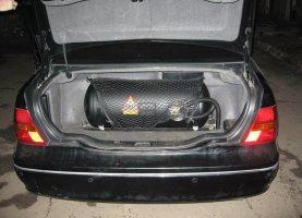 газ на Lexus LS430