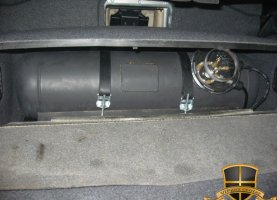 Audi A4 Cabriolet на газе