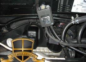 газ на Hyundai Sonata