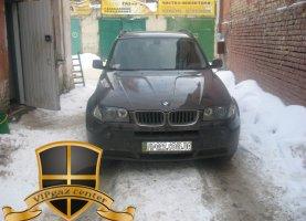 газ на BMW X3