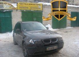 BMW X3 на газу