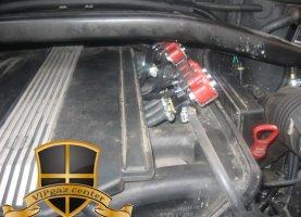 BMW X3 на газе