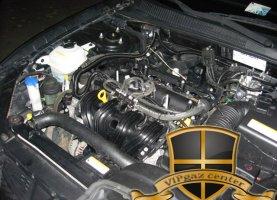 Hyundai Sonata с гбо