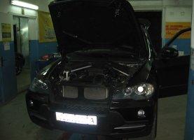 гбо на BMW 3.0 X5
