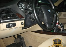 BMW 3.0 X5 с гбо