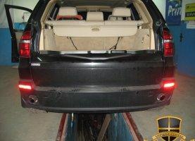 BMW 3.0 X5 на газе