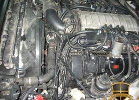 гбо на BMW 740