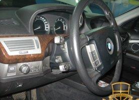 газ на BMW 740