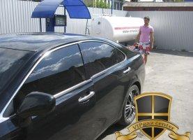 газ на Lexus ES350