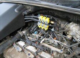гбо на Lexus RX300
