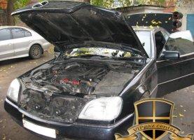 Mercedes Benz CLS 500