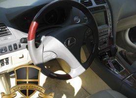 Lexus ES350 с гбо