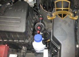 газ на Лехус ЕС350