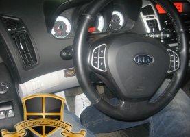 Kia Pro сeed с гбо
