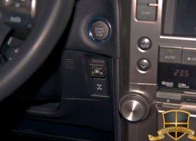 Lexus GX460 на газу