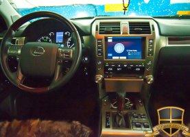 Lexus GX460 с гбо