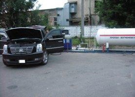 Cadillac Escalade 6.2