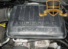 DODGE RAM ONE на газу