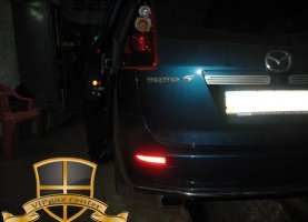 Mazda 5 с гбо