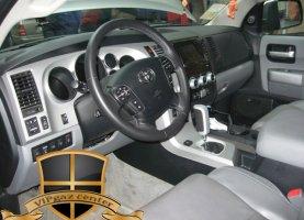 гбо на Toyota Sequoia V8 5.7