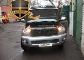 газ на Toyota Sequoia V8 5.7