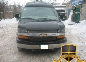 Chevrolet Express Explorer