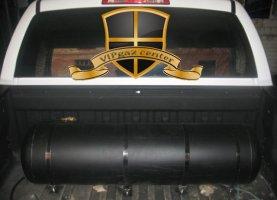 Toyota Tundra на газу