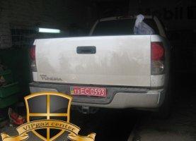 Toyota Tundra на газе