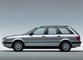 гбо на Audi 80