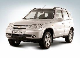 гбо на Chevrolet Niva