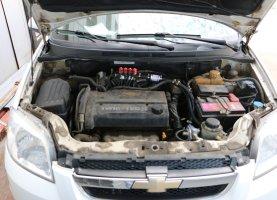 Chevrolet Aveo на газу
