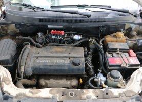 Chevrolet Aveo с гбо