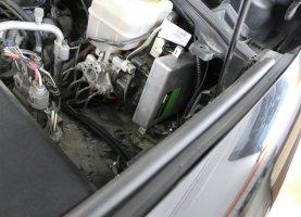 гбо на Lexus Black LX 570