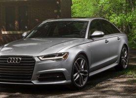 гбо на Audi a6